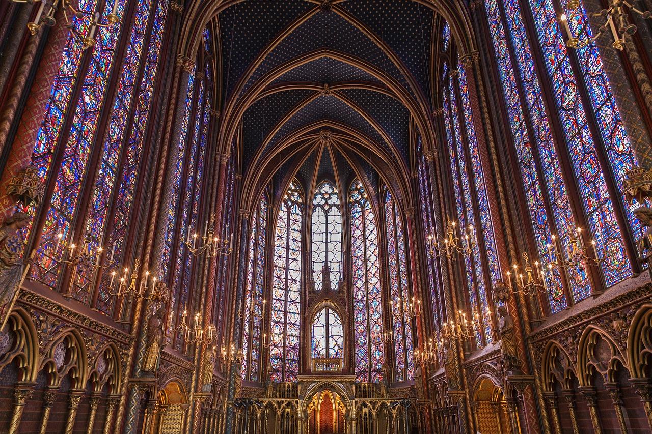 Vitraux de la Sainte-Chapelle