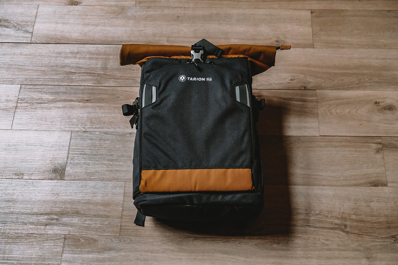 Notre sac multimédia TARION Pro XP