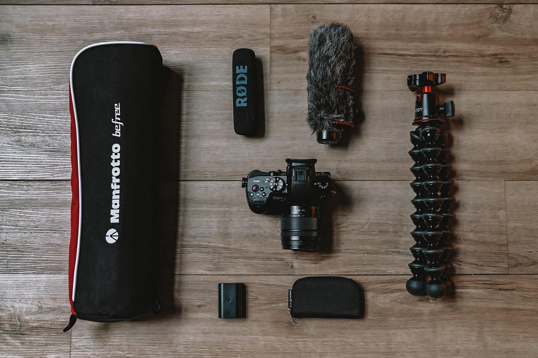 Nos boîtiers photo / vidéo et leurs accessoires