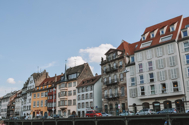 Strasbourg ou la promesse d'un dépaysement assuré