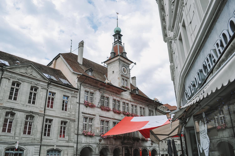 La vieille ville abrite plusieurs monuments remarquables