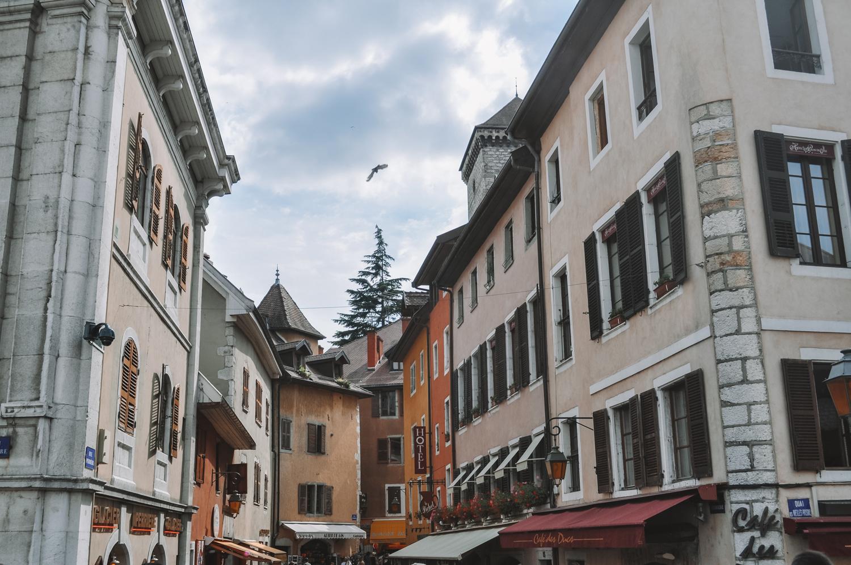 Nouveau tour dans le coeur historique d'Annecy