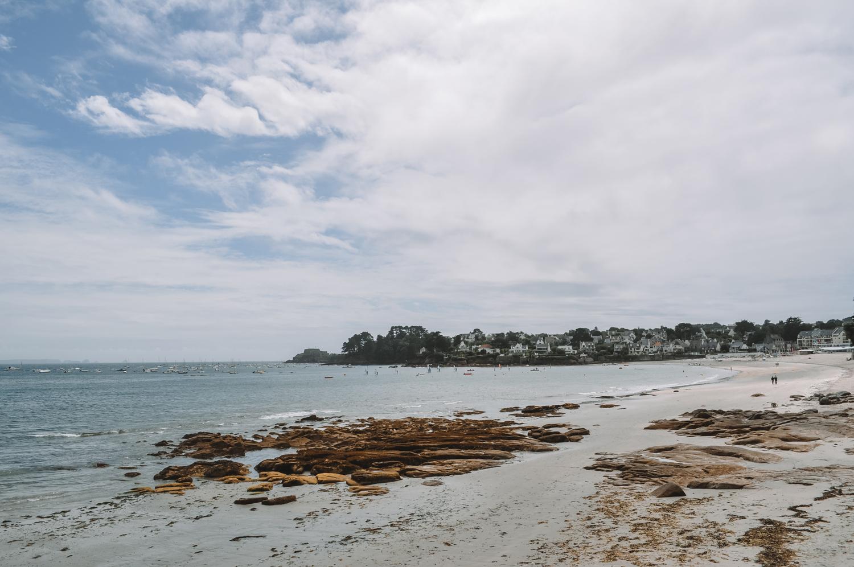 Saint-Pol-de-Léon et sa magnifique plage Sainte-Anne