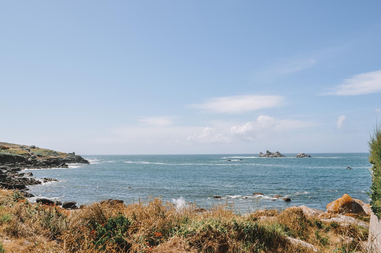 La côte finistérienne et ses multiples facettes