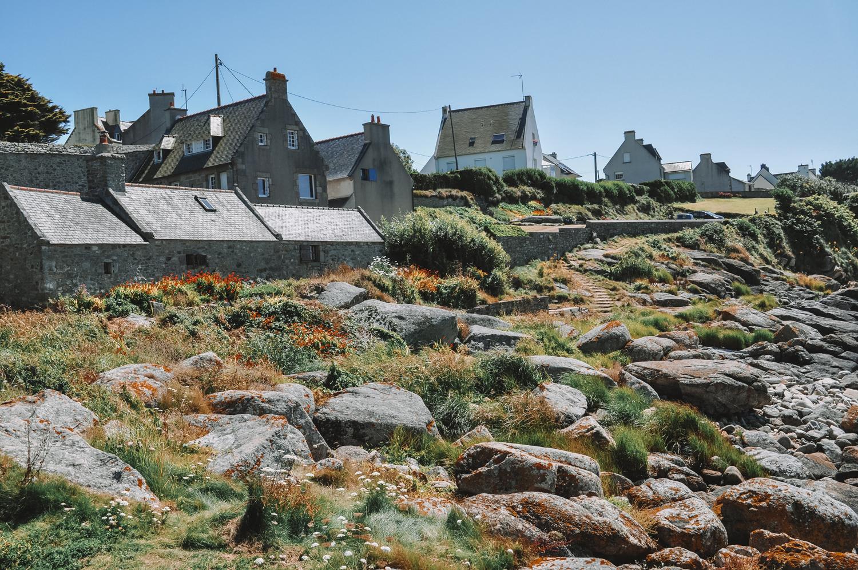 De magnifiques habitations côtières