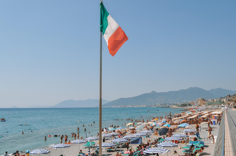 Carte postale italienne