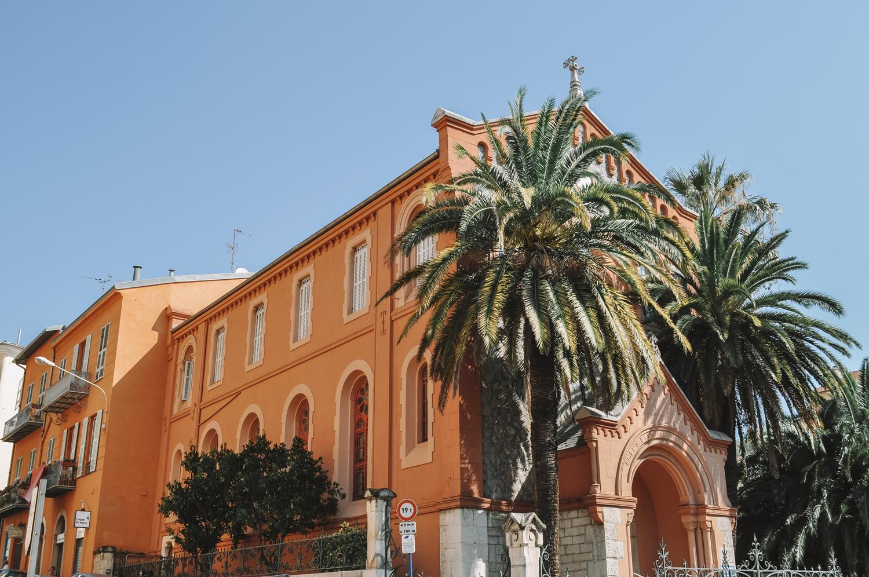 La pittoresque Eglise protestante réformée de France