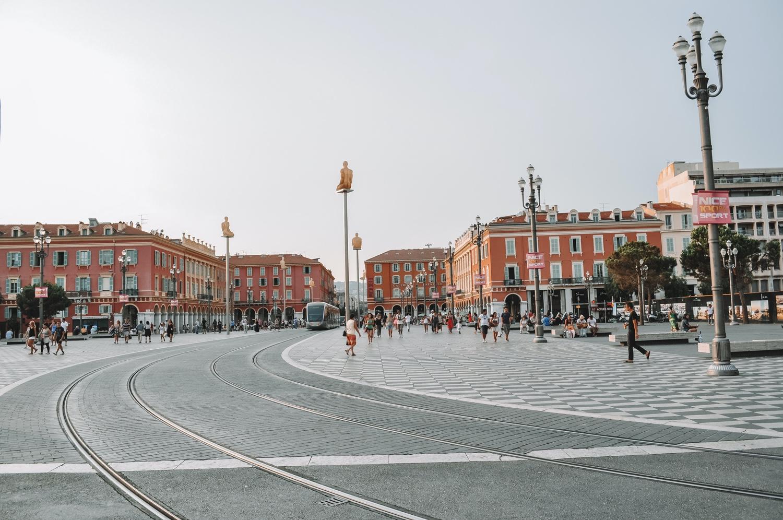 Un bel aperçu du charme de Nice